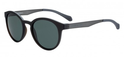 Hugo Boss BOSS 0869/S 05A/85 Black Ruthenium - Green
