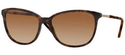 Burberry BE 4180 3002/13 - Havana / Brown Shaded