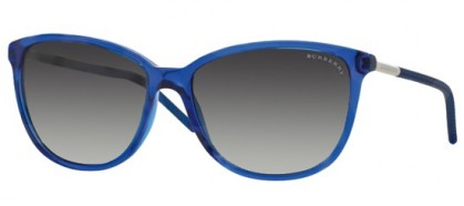Burberry BE 4180 3492/8G - Blue / Grey Shaded
