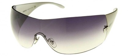 Versace 0VE2054 10008G - White / Grey Shaded