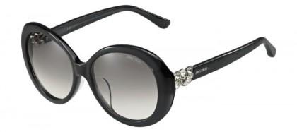 Jimmy Choo CLEM/F/S W54 (IC) Dark Grey - Grey Gradient Mirror