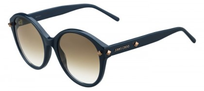 Jimmy Choo MORE/S Z0A (XY) Blue - Light Brown Shaded