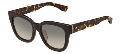 Jimmy Choo OTTI/F/S J3P (6P) Spotted Brown - Brown Gold Mirror