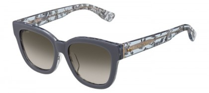 Jimmy Choo OTTI/F/S J4J (HA) Spoted Grey - Brown Shaded