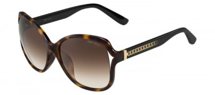 Jimmy Choo PATTY/F/S 6X2 (JD) Havana - Brown Shaded
