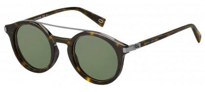 Marc Jacobs MARC 173/S 086/QT Dark Havana Ruthenium - Green