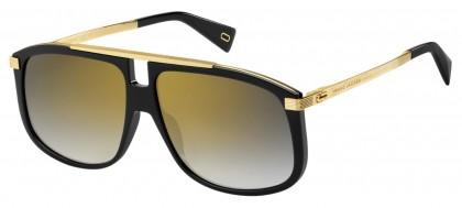 Marc Jacobs MARC 243/S 2M2 (FQ) Black Gold - Grey Gradient Gradient Mirror