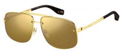 Marc Jacobs MARC 318/S J5G/T4 Gold - Gold Mirror