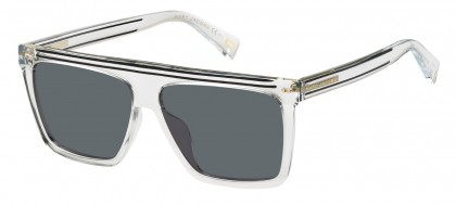 Marc Jacobs MARC 322/G/S 900/IR White Crystal - Gray