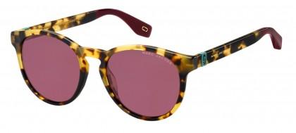 Marc Jacobs MARC 351/S SCL/U1 Havana Yellow - Pink