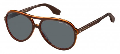 Marc Jacobs MARC 392/S 09Q/IR Brown - Gray