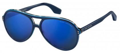 Marc Jacobs MARC 392/S PJP/XT Blue - Blue Gray Mirror