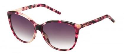 Marc Jacobs MARC 69/S U1Z (J8) Pink Havana - Mauve Shaded