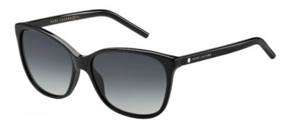 Marc Jacobs MARC 78/S 807 (HD) Black - Grey Shaded