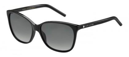 Marc Jacobs MARC 78/S 807 (WJ) Black - Grey Shaded Polarized