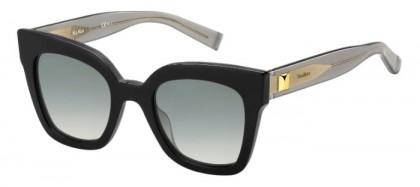 Max Mara MM PRISM IV 6FQ (VK) Black Grey - Light Grey Shaded