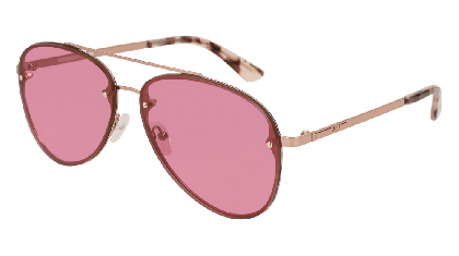 Mcq MQ0136S-006 Gold - Pink Pink