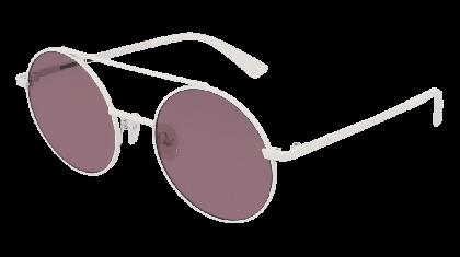 Mcq MQ0138S-006 White - Violet Matte