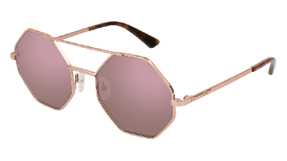 Mcq MQ0139S-001 Gold - Pink Pink