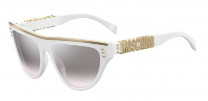 Moschino MOS002/S VK6/IC White - Grey Shaded