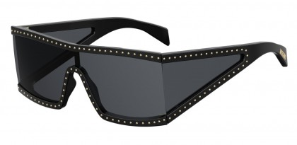 Moschino MOS004/S 08A/IR Black - Grey