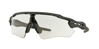 Oakley 0OO9208 RADAR EV PATH 920813 Steel - Clear to Black Photochromic