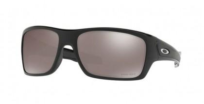 Oakley 0OO9263 TURBINE 926341 Polished Black - Prizm Black Polarized