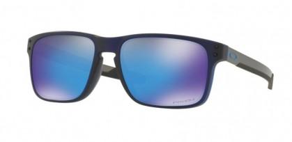 Oakley 0OO9384 HOLBROOK MIX 938403 Matte Translucent Blue - Prizm Sapphire
