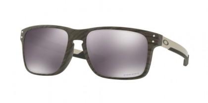 Oakley 0OO9384 HOLBROOK MIX 938404 Woodgrain - Prizm Black