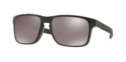Oakley 0OO9384 HOLBROOK MIX 938406 Polished Black - Prizm Black Polarized