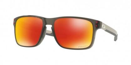 Oakley 0OO9384 HOLBROOK MIX 938407 Grey Smoke - Prizm Ruby Polarized