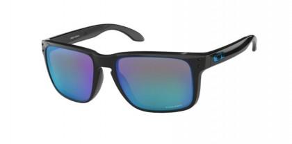 Oakley 0OO9417 941703 Polished Black - Prizm Sapphire