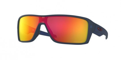 Oakley 0OO9419 941903 Matte Translucent Blue - Prizm Ruby