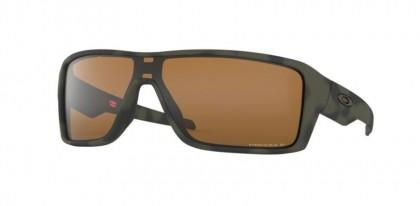 Oakley 0OO9419 941906 Matte Olive Camo - Prizm Tungsten Polarized