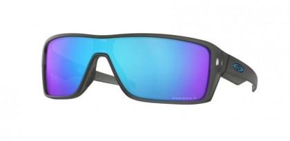 Oakley 0OO9419 941907 Matte Grey Smoke - Prizm Sapphire Polarized