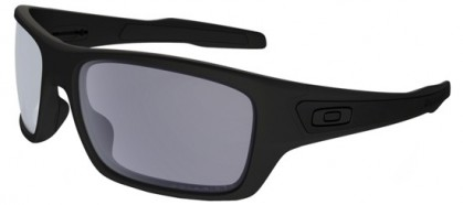 Oakley 0OO9263 TURBINE 926307 Matte Black - Grey Polarized