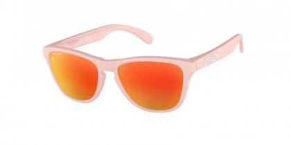Oakley FROGSKINS XS 0OJ9006 900602 Matte Pink - Prizm Ruby