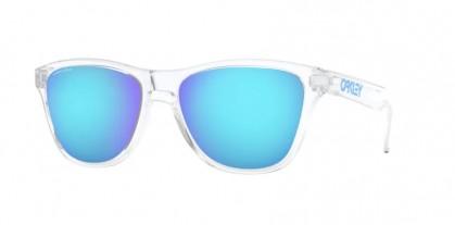 Oakley FROGSKINS XS 0OJ9006 900615 Polished Clear - Prizm Sapphire