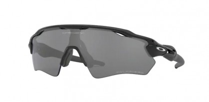Oakley RADAR EV XS PATH 0OJ9001 900107 Polished Black - Black Iridium Polarized