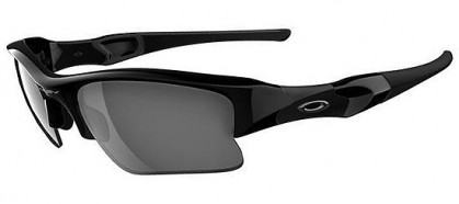 Oakley 0OO9009 FLAK JACKET XLJ 63#20 03-915 Jet Black - Black Iridium