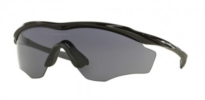Oakley 0OO9343 M2 FRAME XL 934301 Polished Black - Grey