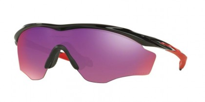 Oakley 0OO9343 M2 FRAME XL 934308 Polished Black - Prizm Road