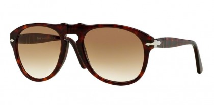 Persol 0PO0649 24/51 Havana - Crystal Brown Gradient