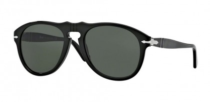 Persol 0PO0649 95/31 Black - Crystal Green