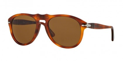 Persol 0PO0649 96/33 Light Havana - Crystal Brown