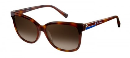 Pierre Cardin P.C. 8432/S 05L (CC) Havana - Brown Shaded