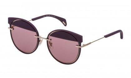 Police SPL833 8FFG Gold Grey Shiny - Pink Mirror Gold