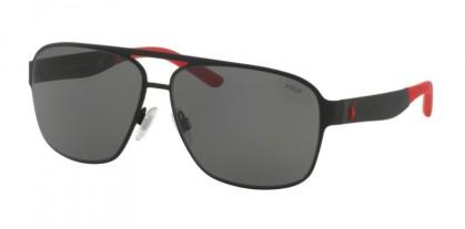 Polo Ralph Lauren 0PH3105 931987 Rubber Black - Grey