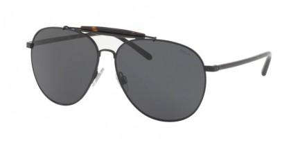 Polo Ralph Lauren 0PH3106 926787 Semishiny Black - Dark Grey