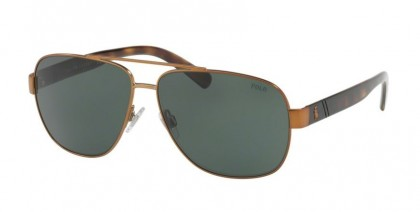 Polo Ralph Lauren 0PH3110 931771 Demishiny Bronze - Green
